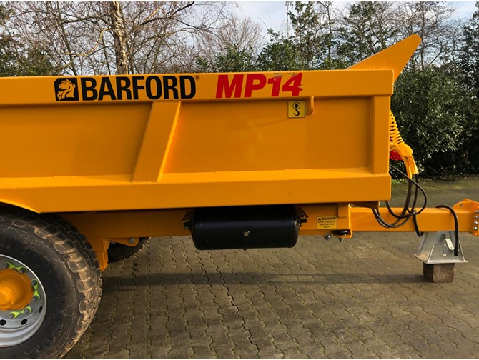 BARFORD - MP14 KIPPER