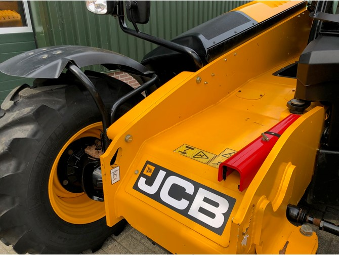 JCB 535-95 TURBO VERREIKER
