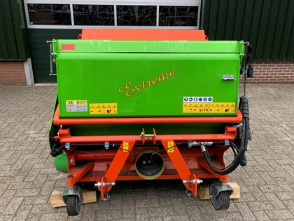 TIERRE 120 VERTICUTEER MACHINE
