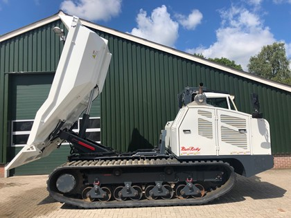 BERGMANN 4010R POWER BULLY 12 RT TRACK DUMPER