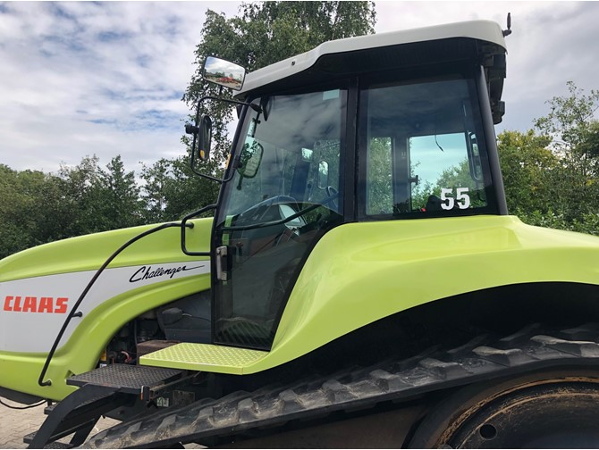 CLAAS CHALLANGER CH55