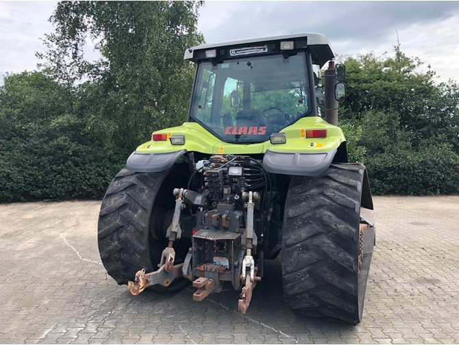 CLAAS CHALLANGER CH55 TRACTOR