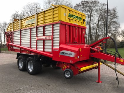POTTINGER  EUROPROFI 5000D EUROMATIC