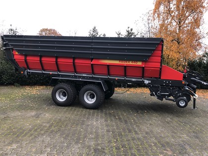 VICON FEEDEX 440 OPRAAPWAGEN