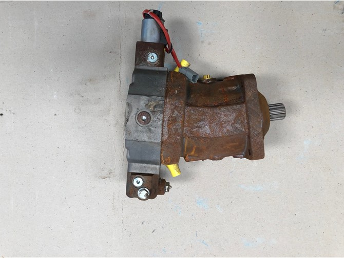 REXROTH axiale plunjermotor - vgmin 23.7 cm3