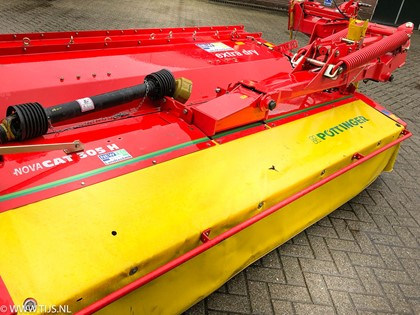 POTTINGER NOVACAT 305 HED