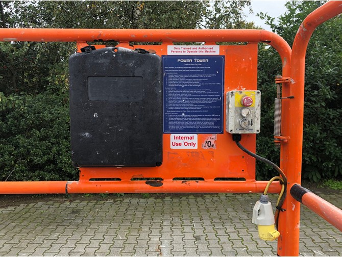 2E POWER TOWER ELEKTRISCHE