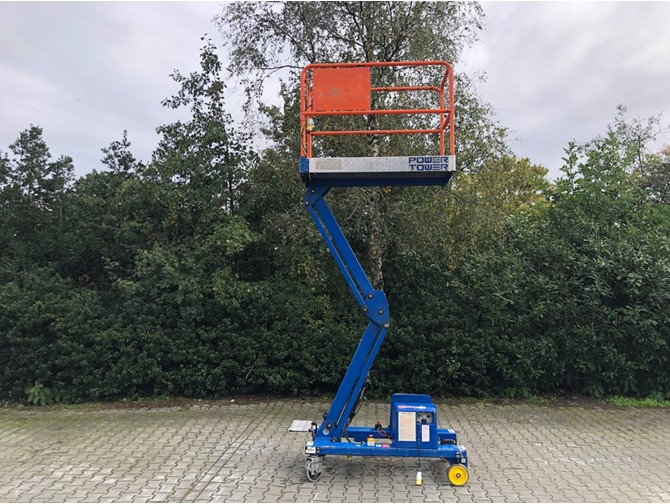 2E POWER TOWER ELEKTRISCHE HOOGWERKER