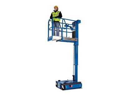 POWER TOWER ELEKTRISCHE BOOMLIFT