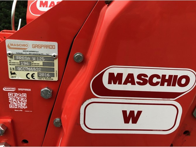 MASCHIO W125 frees